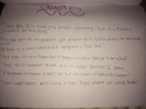 Emily's quotes