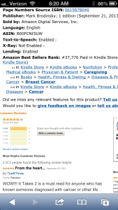 book is number one