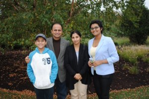 neha and family