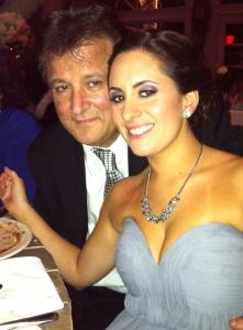 Neil & daughter Rossana