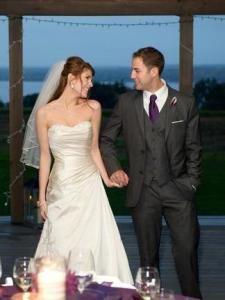 josh kelsey wedding picture