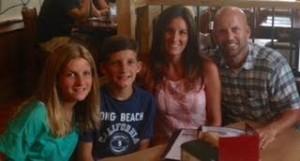 Chris Rodriguez & Family