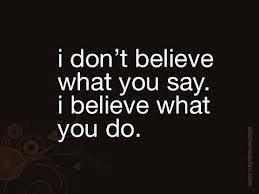 actions-speak